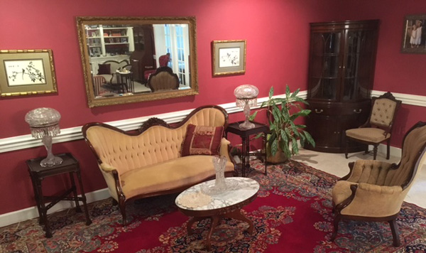North Florida Estate Sale Furniture - Full Image