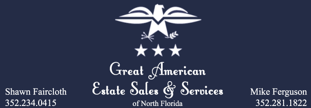 Great American Estate Sales & Services of North Florida Logo